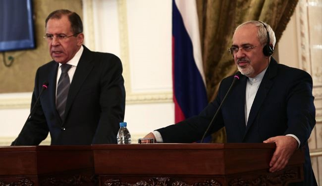 Iran, Russian FMs Discuss Middle East Latest Situation over Phone