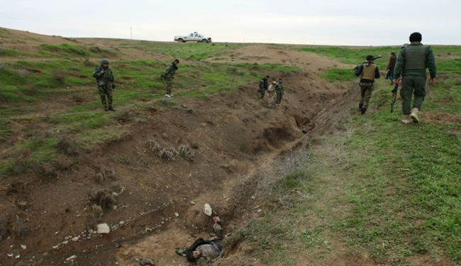 Syrian Kurds Militants Enter Iraq's Sinjar to fight ISIS