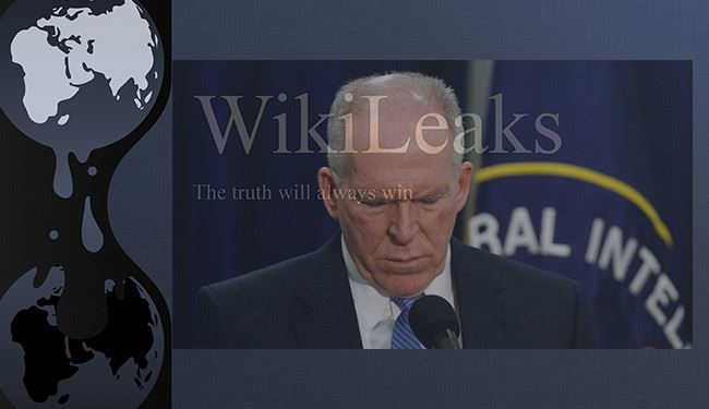 WikiLeaks Released New CIA Director's Documents