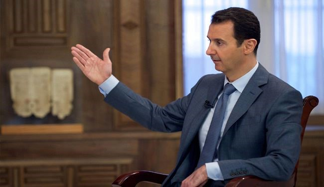 President Assad: No Syria Initiatives before Terrorism Eradication