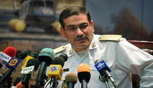 Shamkhani: Iran Will Never Join US Coalition in Battle against ISIS