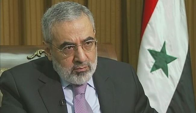 Syrian Minister: Saudi Not Qualified to Have Role in Syria Talks