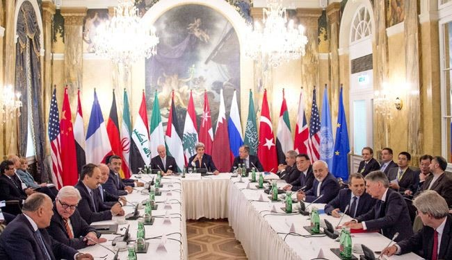 Participants of Vienna Talks on Syria Issue Joint Communiqué