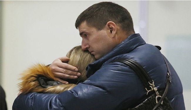 Russian Plane Victims' Bodies Found Strapped in Seats + Pics