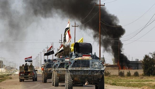 Iraqi Army Advances Rapidly in Center of Ramadi