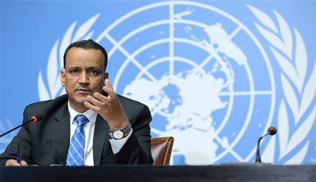 We Expect Yemen Talks by Mid-November: UN Special Envoy to Yemen