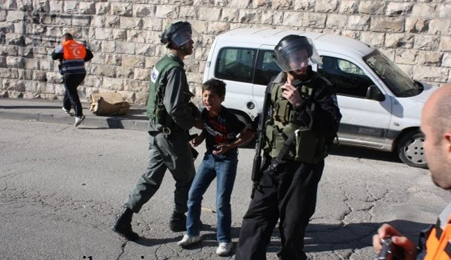 Palestinian Students, Israeli Forces Clash in Silwan