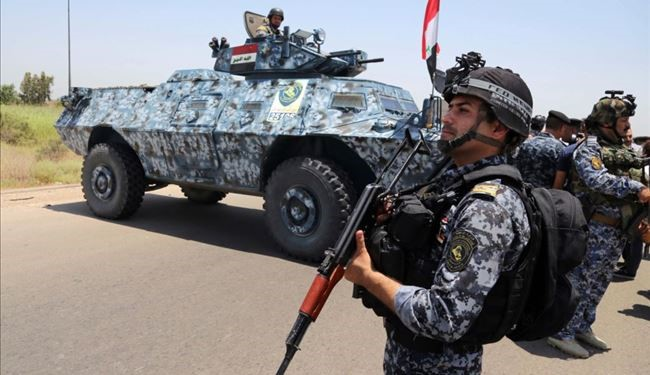 ISIS Attack to Al-Siniyah Airport near Tikrit Foiled by Iraqi Army