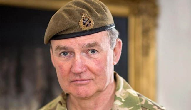 UK Withdraw Allies by Failing to Take Part in Syria Airstrikes: British General