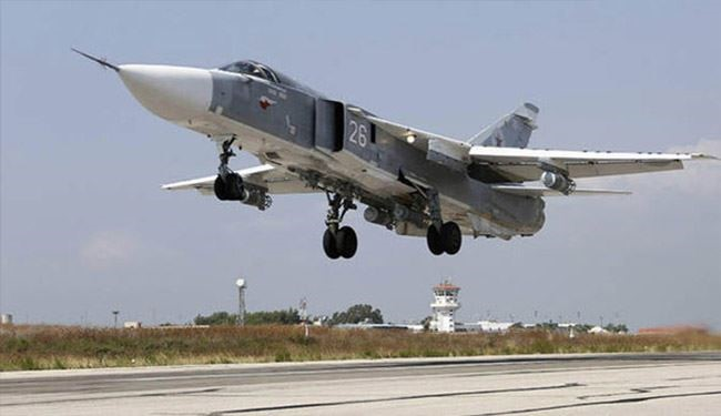 Russia Expands Airstrike against ISIS by Destroying 448 Targets in 3 Days