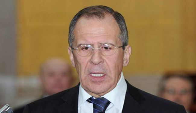 Lavrov: Next Syria Talks Not Focusing on Ousting Syria's Assad