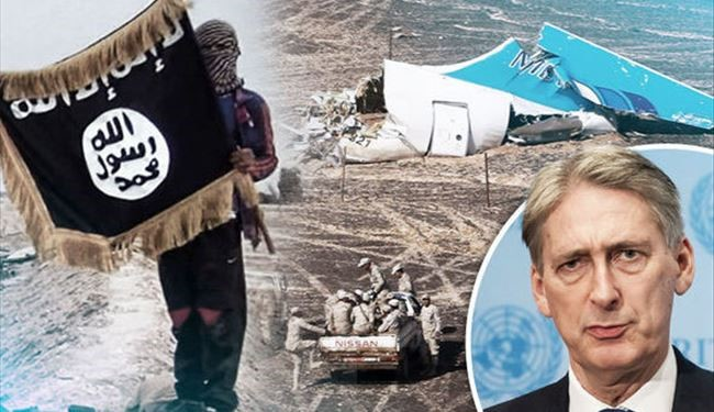 Lone-Wolf ISIS Maniac Planted Bomb in Russian Jet: Hammond