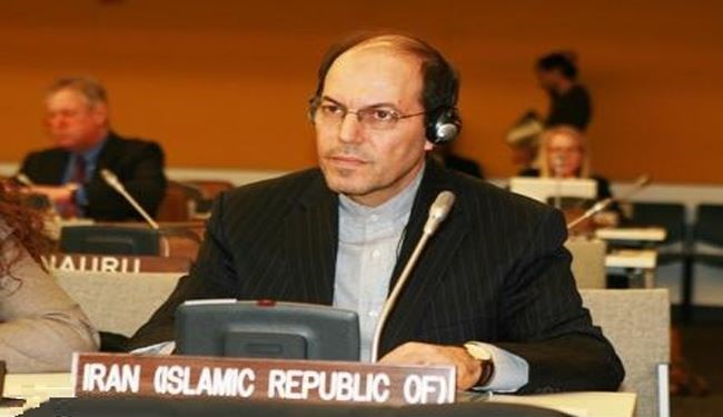 Iran Envoy to UN Calls for Global Reaction to Zionist Regime Atrocities