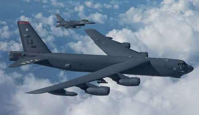 US B-52 Bombers Fly Close to China, Ignore 'Get Away' Orders