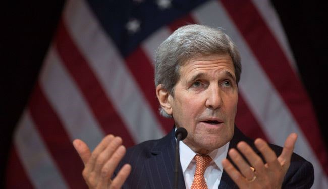 """We Still Differ on What Happens to Bashar al-Assad"": Kerry"