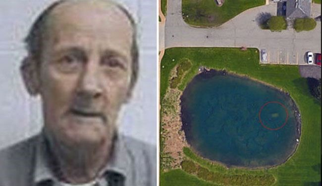 Missing Man Found in Pond after a Decade With Help of Google Maps