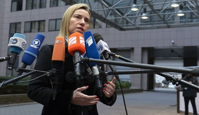 EU Mogherini: Fighting ISIS 'Most Serious War of Our Times'