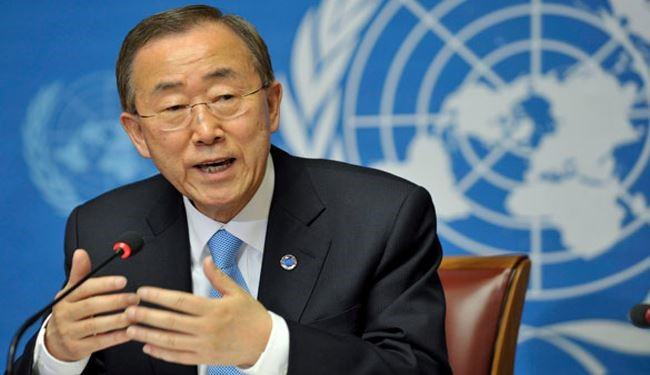 UN Chief: Russia & US Must Join Forces against ISIS