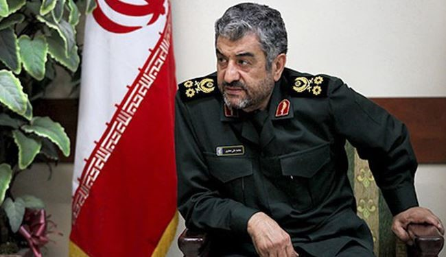 IRGC Commander: Iran Monitors ISIL Militants by Intelligence Dominance