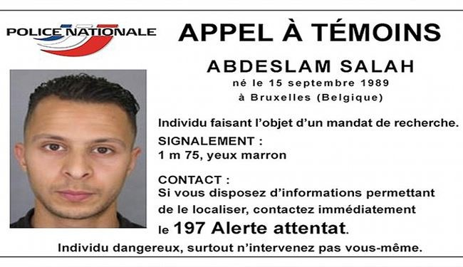 Paris Attack Suspect Escaped to Germany