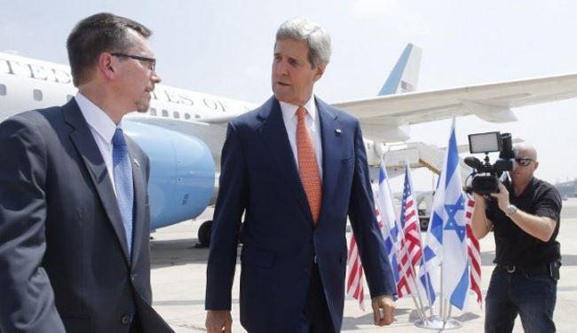 Clashes Increase as US Secretary of State Kerry Arrives in Israel