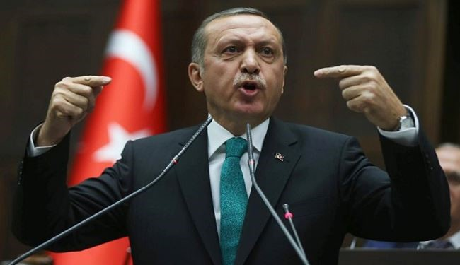 Turkey Downing Russian Su-24 Betrays Erdogan Schizophrenic Policy on Syria