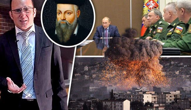 New Nostradamus Predictions: World War 3 to Start in June 2016