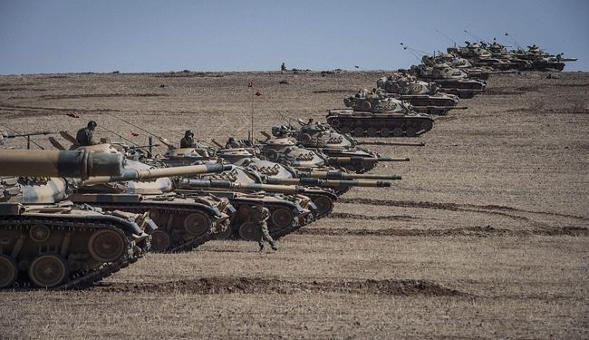 Turkey Sends 20 Tanks, 18 Jets to Border: Readies for War with Russia
