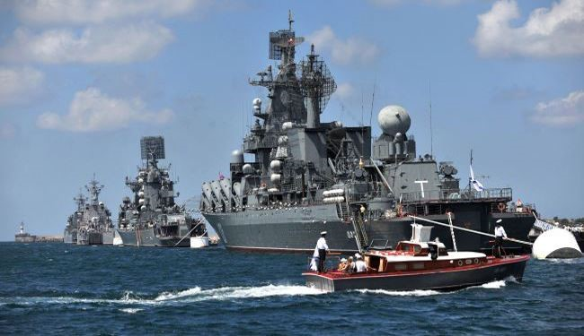 Russia Sends Warships to Mediterranean, War with Turkey Imminent