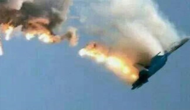 Russian Fighter Jet Downing behind Turkish Technology Fault