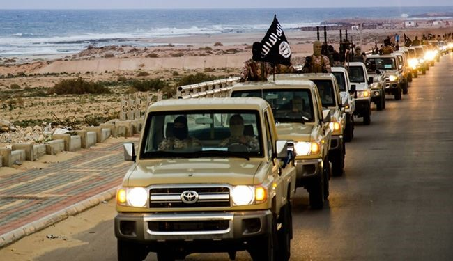 ISIS Cements Hold on Libya's Port Sirte as New Capital