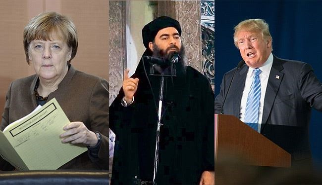 Merkel Named Time's Person of the Year, Al-Baghdadi Second & Trump Next