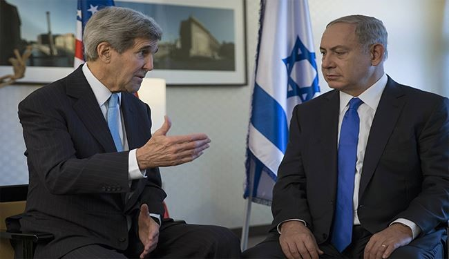 John Kerry's Remarks Make Netanyahu Angry
