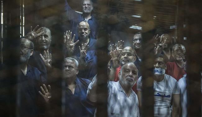 Egypt Court Sentences 134 Morsi Supporters to Prison