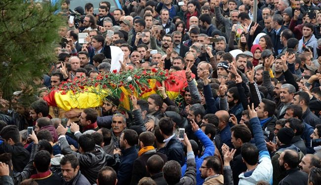 Turkey Killed over 160 Kurd Civilians in 5 Months: Rights Group Says