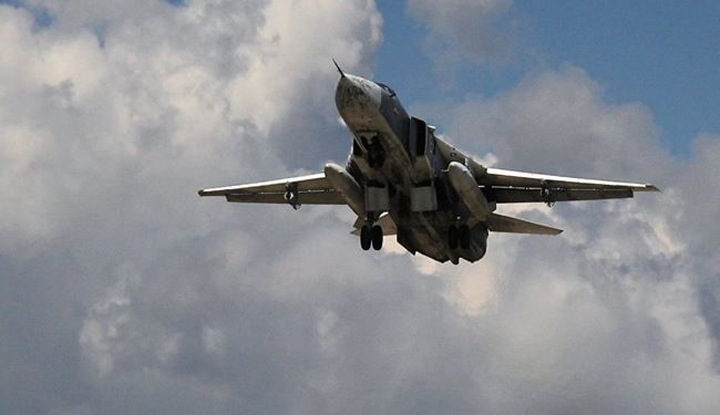 Russian Warplanes Launch 97 Missiles on ISIS Positions in Syria