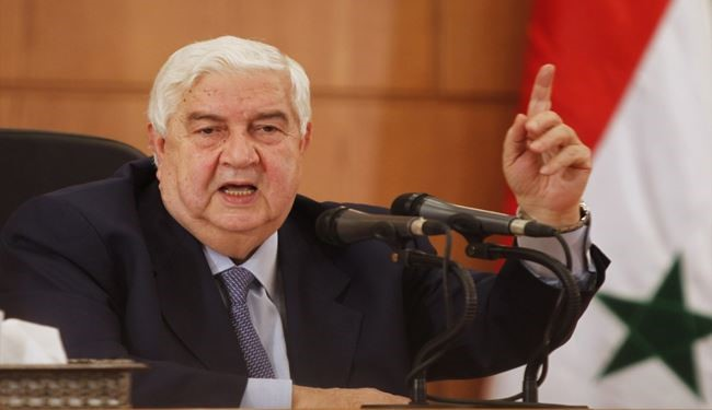 Syrian FM: Saudi's Support for Terrorists Blocks Efforts to Resolve Syria Crisis
