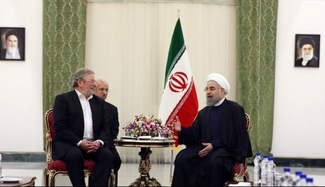 Nuclear Agreement Proves Power of Diplomacy : President Rouhani