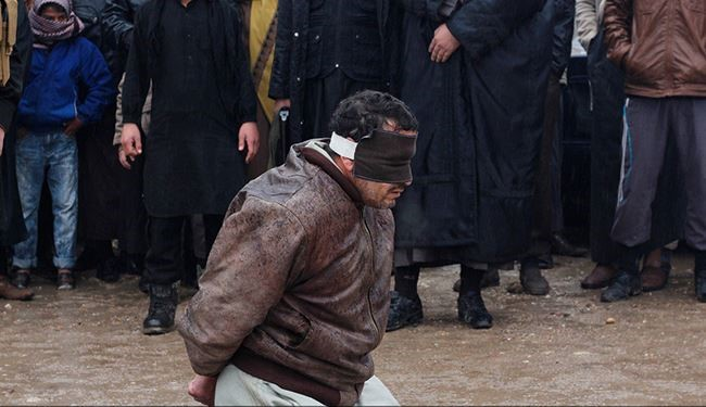 ISIS Executed 4 of Its Own Thief Members in the Syrian City of Manbij