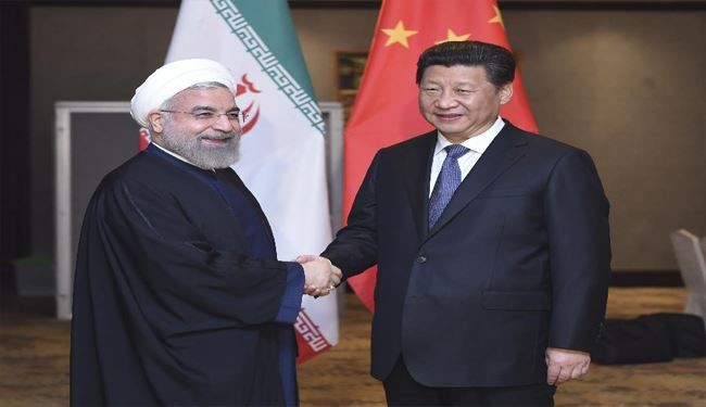 China's President Seeks Deeper Relationship with Iran