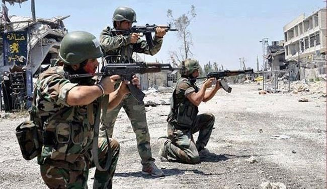 Syrian Army Troops Regain Areas in Eastern Aleppo, Kill Many Terrorists in Daraa