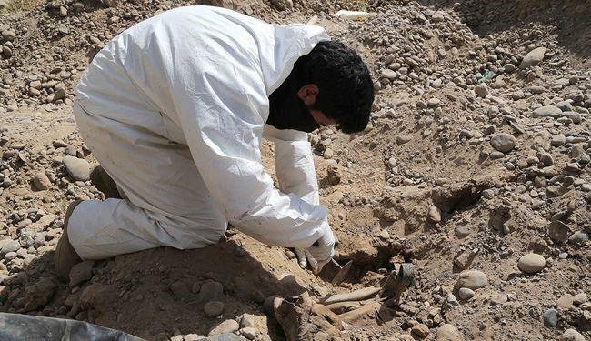 Iraqi Police Discovers New Mass Grave in Ramadi