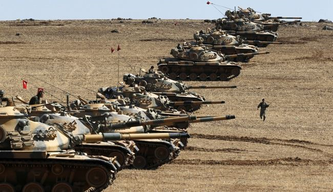 Moscow Accuses Ankara of Military Buildup on Syria Border