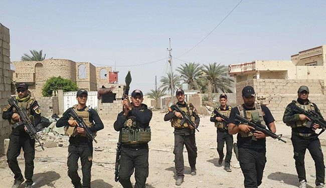 Iraqi Forces Kill 40 ISIS Terrorists Including 2 Suicide Bombers in Fallujah