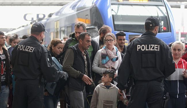 Refugees to Keep Germany Economy Ticking Over: Government