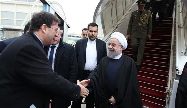Iran Opens New Chapter in European Ties: President Rouhani