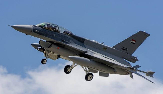 Iraqi F16 Warplanes Pound Vital Targets, Kill Tens of ISIS Terrorists in Hawija