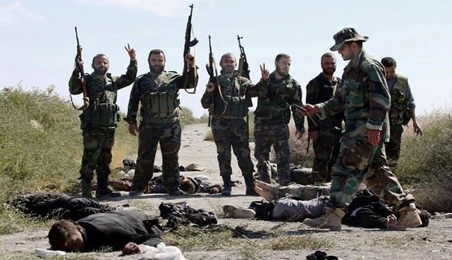 Syrian Army Troops Kill More Than 30 Terrorists in Hama, Idlib