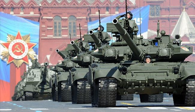 Russian Military Cutting Edge Weapons to Use against ISIS Terrorists in 2016