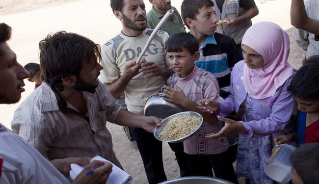 Charity Warns of Insufficient Aid Funding for Syria